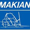 MA.KI.AN. Ltd forklifts Cyprus