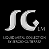 Liquid Metal Collection by Sergio Gutierrez