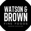 Watson & Brown Fine Foods
