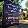 Lewisburg Farmers Market - WV