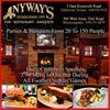 ANYWAY'S - Chicago Restaurant & Pub