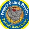 Pepper Ranch Poultry