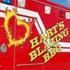 Harts Blazing BBQ