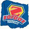 Zorbaz on Little Pine Lake