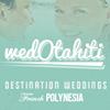 Tahiti Wedding Planner wedOtahiti