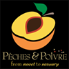 Pêches & Poivre from sweet to savoury