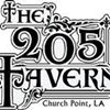 The 205 Tavern