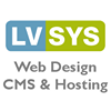 Lvsys Web Design and Website CMS