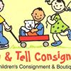 Show & Tell Children's Consignment Boutique