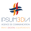 Ipsumedia - Agence de Communication Digitale & Print