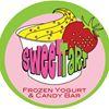 Sweet Tart Froyo & Candy Bar