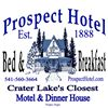 Prospect Historic Hotel - Motel and Dinner House