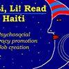 Li, Li, Li! Reading to Haiti's Children in tent camps
