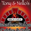 Tony & Nello's Southern Italian Cuisine and Grill