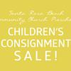 SRBCC Preschool Children's Consignment Sale