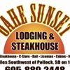 Oahe Sunset Lodge and Steakhouse