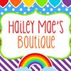 Hailey Mae's thumb