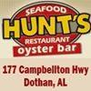 Hunt's Seafood and Steak Restaurant