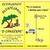 """Restaurante Alentejano """"O Cansêras"""""""