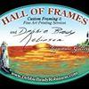 Hall of Frames and Debbie Brady Robinson Signature Gallery