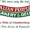 Italian Peoples Bakery and Deli