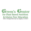 Green's Center for Plant Based Nutrition and Gluten Free Education