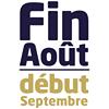 Agence de communication Fin Août début Septembre