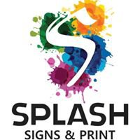 Splash Signs and Print