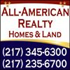 All-American Realty Homes & Land