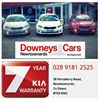 Downeys Newtownards KIA NI