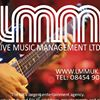 Live Music Management