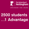 Nottingham Advantage Award