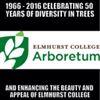 The Elmhurst College Arboretum and Grounds Department