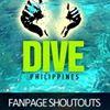 DIVE Philippines Fanpage Shoutouts