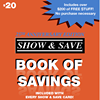Show & Save Discount Card and Coupon Book
