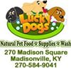 Lucky Dogs-Natural Pet Food, Grooming, Supplies and Self-Wash