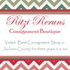 Ritzi Reruns Consignment & Gift Shop
