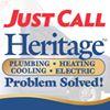 Heritage Plumbing Heating Cooling Electric