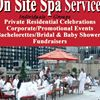 SPArties Mobile Day Spa