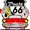 Brandon Evans' Route 66 Catering Company