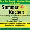 Summer Kitchen - Door County