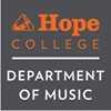Hope College Department of Music
