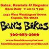 Ben's Bikes Sequim