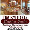 Tim Kyle Company - Electrical Service
