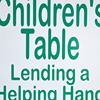 The Children's Table