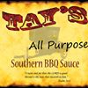 Tay's BBQ & Catering - Tay's Sauce