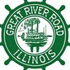 Great River Road in Illinois