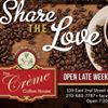 The Creme Coffee House