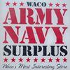 Waco Army Navy