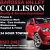 Barossa Valley Collision